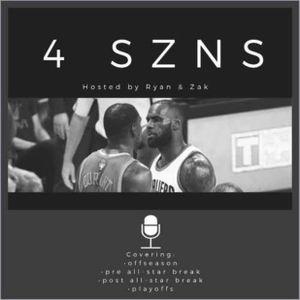 4 SZNS feat. Darren Wolfson