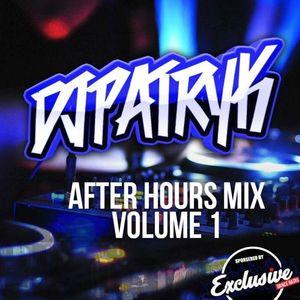 After Hours Mix   Volume 1   Fidget & Hard Bass