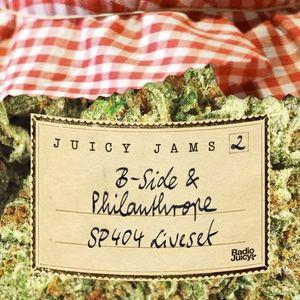 JUICY JAMS Vol.2 (Philanthrope & B-Side   SP404)