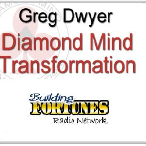 Greg Dwyer on Diamond Mind: Live In The Moment.
