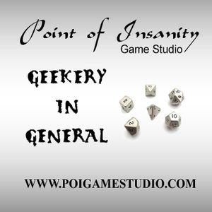 Geekery in General Episode 158: Gladsheim