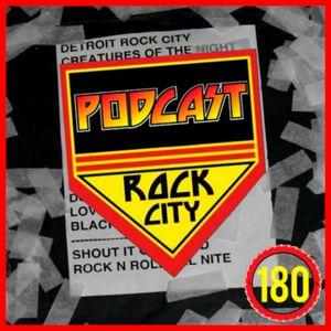PODCAST ROCK CITY -180- FINALLY, A Perfect Setlist?