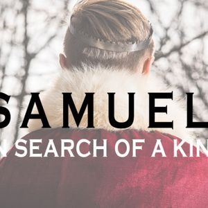 Samuel- Judge over Israel - Audio