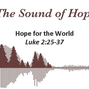 Hope for the World (Audio)