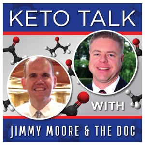 61: Insatiable Hunger, Fibromyalgia & Chronic Fatigue, Can Keto/IF Halt Weight Loss, Elevated Ketone