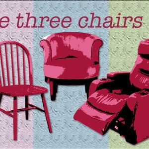 """""""Three Chairs"""" by Dusty Johnson"""
