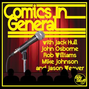 Comics in General Ep 200 - Whoa 200 Episodes