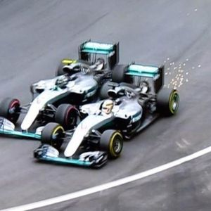 Mercedes, No Team Orders Please!