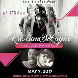 #TheKDExperience featuring @kristiandelayne
