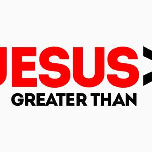 Jesus > Greater Than - Fear & Faith! - Audio