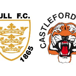 HIGHLIGHTS: Hull FC 26 Castleford Tigers 24