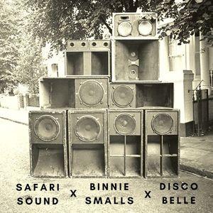 Discobelle Mix 174: Safari Sound x Binnie Smalls