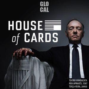 Tema House of Cards por Silas Chosen