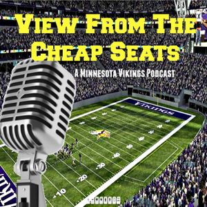 Episode 056: 13-3 Minnesota Vikings – Reach Out and Touch Faith