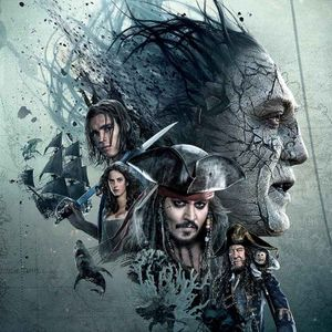 Pirates of the Caribbean: Dead Men Tell No Tales - Fish and Connor Saw a Movie