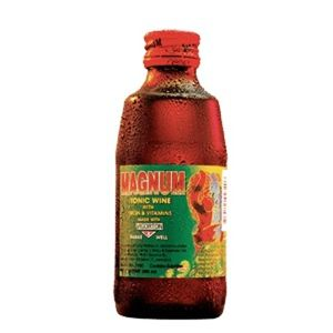 MAGMUM TONIC WINE 1/2 HR