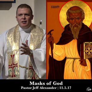 Masks Of God
