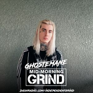 GHOSTEMANE Interviews With The Mid Morning Grind!