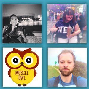 Muscle Owl Radio - Ep75: EHRC Disability Report UK 2017 (OwlTalks#47)