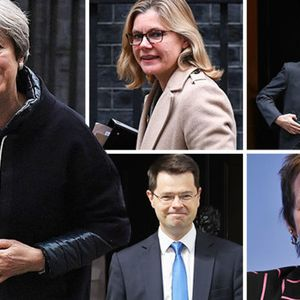 Cabinet reshuffle LIVE: Latest from No.10 as Hunt clings on and May shores up hard Brexit