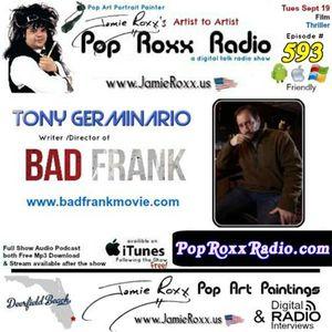 Tony Germinario Filmmaker (Bad Frank, 2017, Crime Thriller)