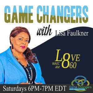 #129 GAME CHANGERS WITH LISA FAULKNER | SPIRITUAL MATTERS