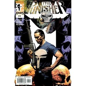 "Source Material #141 - Punisher ""Welcome Back, Frank""- (Marvel) (2000)"