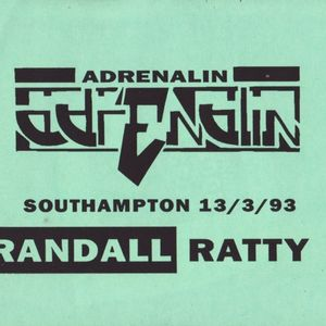 Ratty - Adrenalin 2.7 - 13th March 1993