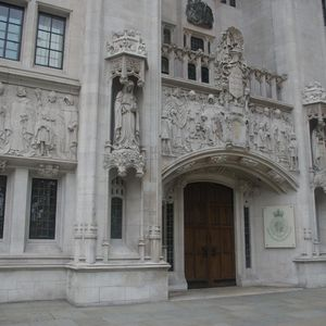 Supreme court rules for an income threshold for British citizens to bring non-European spouses into