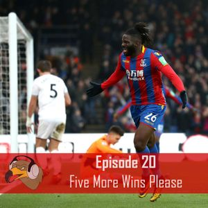 Review Show - Episode 20 - Five More Wins Please