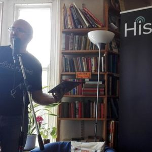 HistoryPod Live: Historical significance. How are events chosen for the daily podcast?