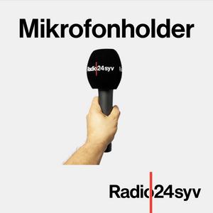 Indretningsarkitekt Berta Klogborg og radiovært og journalist Rushy Rashid...