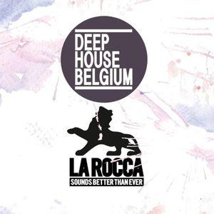 Live recorded dj set Deep House Belgium at La Rocca (6-8-2016)