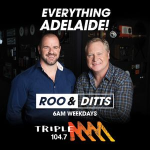 Roo & Ditts For Breakfast 21 September 2017