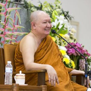 Live Interpretation - Dhamma for New Learners - 13 May 17 A (en170513A)
