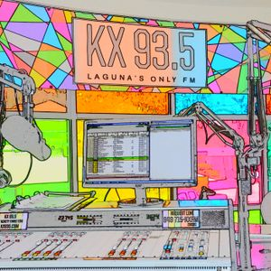 Lost Beach LIVE on KX93.5