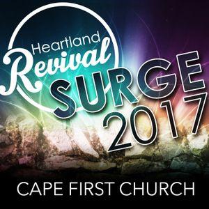 SURGE 2017 Sunday PM - Pastor Daniel Bracken - Heartland Revival - SURGE 2017
