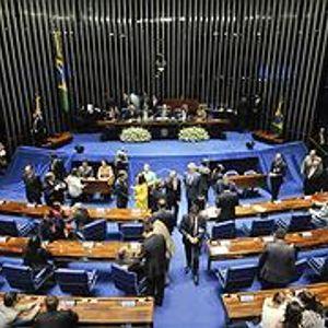 Parlamentares divergem sobre a reforma trabalhista, que tramita no Senado