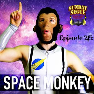 Sunday Segue Ep #215 - Interview with The Space Monkey