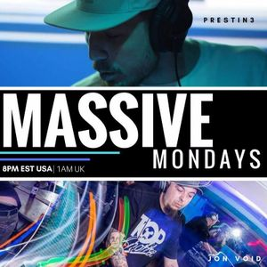 MASSIVE MONDAYS with @Intaface_audio @DSquaredtheMC (5-8-17)