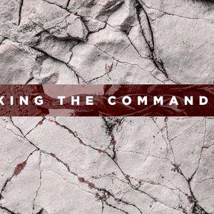 July 16th 2017 Cracking The Commandments