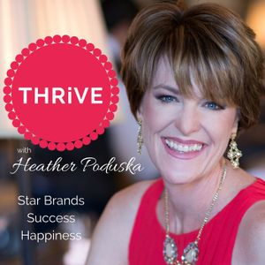 "Thrive Ep #54 - ""How To Make More Money Online"" with guest Lisa Gottlieb (Audio)"
