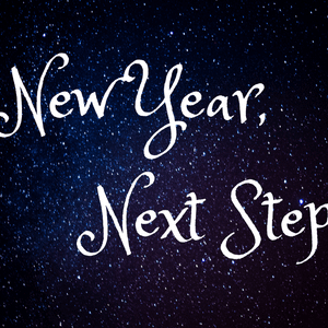 New Year, Next Steps - Charleston