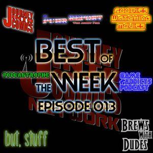 Best of the Week - 01/01/18