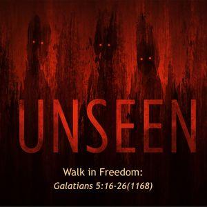 Part 7: Walk in Freedom
