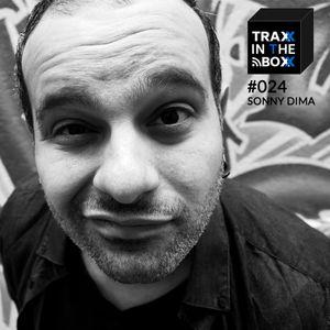 TRAXX In The Boxx #024 – Sonny Dima