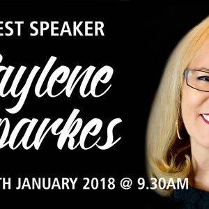 Faylene Sparkes - Davids Second Wind