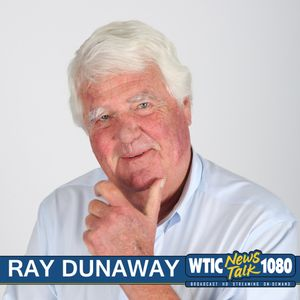 Ray Dunaway w George Jepsen 11/30/17