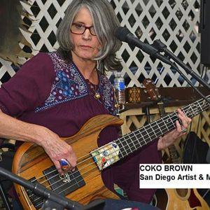 Big Blend Radio: San Diego Artist & Musician Coko Brown