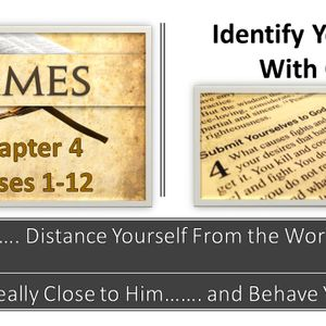 Identify Yourself With God